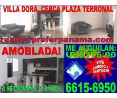 Alquilo en Villa Dora